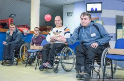 В Гомеле проходит областная спартакиада среди людей с ограниченными возможностями