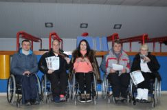 Сегодня в Гомеле стартовала областная спартакиада инвалидов-колясочников, посвященная Дню инвалидов