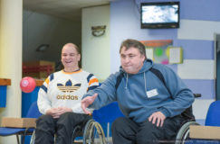 Областная спартакиада среди инвалидов прошла в Гомеле