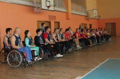 25-26 марта 2017 года прошел Открытый Чемпионат Беларуси по баскетболу на инвалидных колясках