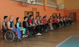 Открытый Чемпионат Беларуси по баскетболу на инвалидных колясках 25-26.03.2017