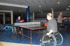 5-6 апреля в Гомеле прошло первенство Гомельской области по настольному теннису