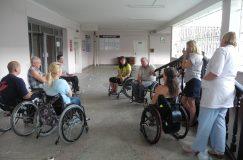 ГООО «Инвалиды-спинальники» в период с ноября 2017 года по ноябрь 2018 года на базе ГОКГИОВ (госпиталя) проводит 6 (шесть) мини-сборов по социальной реабилитации инвалидов-колясочников Гомельской области
