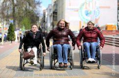 В Гомеле выбрали самого успешного человека в инвалидной коляске