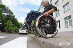 В Гомеле инвалиды-спинальники провели мастер-класс для будущих архитекторов