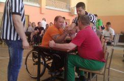 Открытый чемпионат Республики Беларусь по армреслингу
