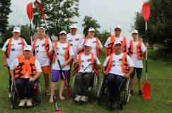 Плавание, бочча, сплавы, мастер-классы: ГООО «Инвалиды-спинальники» реализует новый проект