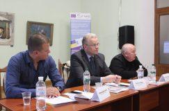 В Житомире презентовали белорусско-украинский проект по интеграции людей с инвалидностью в спорт и туризм