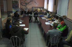 Рабочая встреча в Светлогорске
