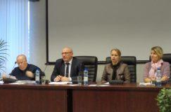 Развитие физической культуры и спорта среди людей с инвалидностью обсудили в Жлобине