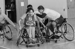 Команда Гомеля заняла третье место на чемпионате РБ по баскетболу на инвалидных колясках