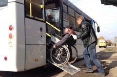 В Гомеле разработали приложение, которое сделает поездки инвалидов по городу комфортнее