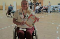 Ирина Головач заняла второе место в теннисе на спартакиаде «Золотое колесо»