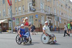 «Инклюзивный город», пробег и торжественный парад — как мы провели День Независимости