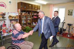 Геннадий Золотарёв на Дне депутата: «Мы знаем всё и готовы серьёзно сотрудничать с органами власти при формировании различных программ»