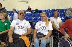 Спортсмены ГООО «Инвалиды-спинальники» приняли участие в международном турнире по настольному теннису в Брянске