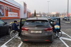 Парковка автомобилей для людей с инвалидностью может стать бесплатной