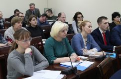 В Гомельском облисполкоме прошел семинар с архитекторами и проектировщиками