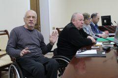 Бордюры преткновения и пандусы преодоления. О чем говорили на семинаре общественные объединения инвалидов Гомельской области?