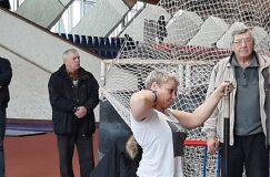 Елена Шкиленок и Александр Тимофеев заняли призовые места на чемпионате Беларуси по легкой атлетике