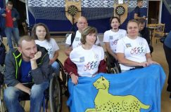 В Мозыре прошли «Полесские игры». Результаты выступления нашей команды.