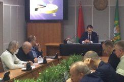 В Гомельском облисполкоме состоялось расширенное заседание областного межведомственного совета по делам инвалидов.