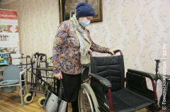В Гомеле открылся первый в городе пункт проката средств технической реабилитации