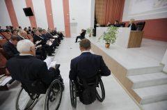 Трудоустройство, реабилитация и льготы для предприятий. О чем еще говорили на заседании Республиканского совета по проблемам людей с инвалидностью?