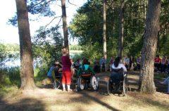 Молодежь приглашают принять участие в интеграционном палаточном лагере-семинаре «Круглое озеро-2021»
